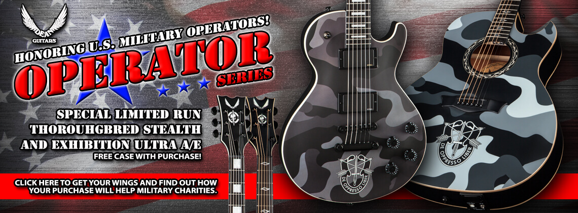 Dean Guitar 你好!